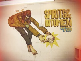 Spirits and Bitumen
