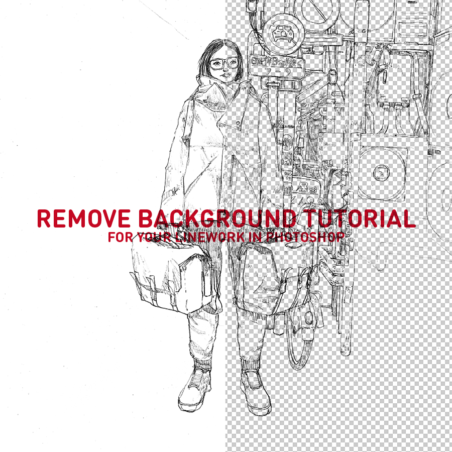Remove background tutorial