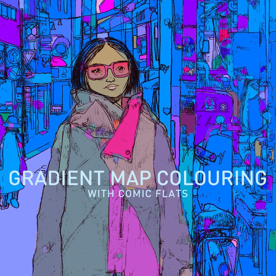 Gradient Map Tutorial